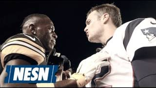 Tom Brady Reacts To Antonio Brown s Locker Room Video