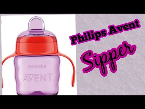 Philips Avent water bottle for babies (Baby water bottle Sipper)