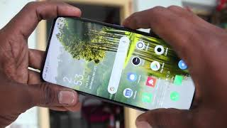 How to change font size in Oppo F11 Pro