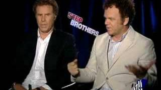 The Zaz! with Will Ferrell and John C. Reilly - Part 1