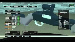 Roblox - Phantom Forces: Remington 870 /w Attachments Review