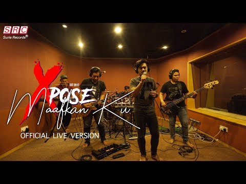 Xpose - Maafkan Ku (Official Live Version)