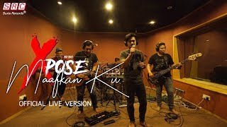 Xpose - Maafkan Ku (Official Live Version)