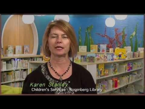 Rosenberg Library's Children's Department