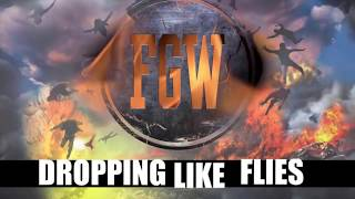 FUNGONEWRONG - Dropping Like Flies (OFFICIAL MUSIC VIDEO)