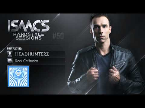 Isaac's Hardstyle Sessions #50 (October 2013)