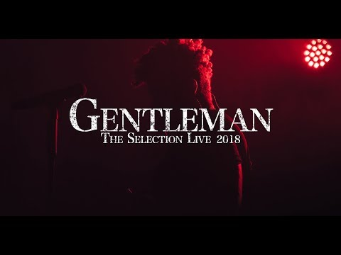 Gentleman - Tourblog - The Selection Live - 10.11.18 - Leipzig