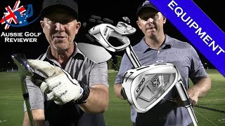 WILSON STAFF C300 FORGED IRON REVIEW