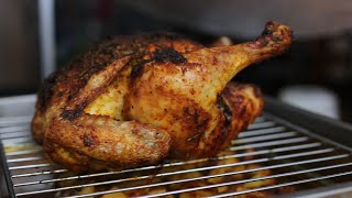 Курица в духовке целиком/ПП рецепты для похудения, которые получаются всегда вкусно быстро и полезно