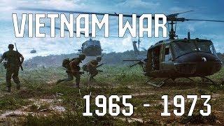 Война во Вьетнаме 1965 - 1973