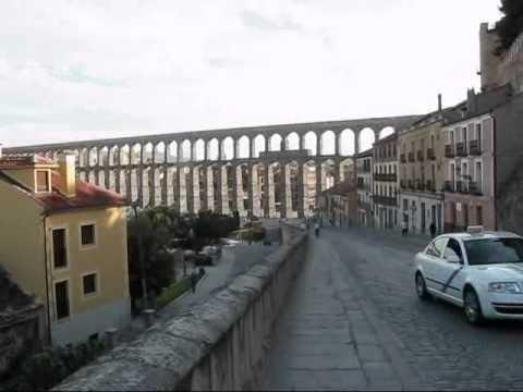 Travel Spain: Segovia -- A Gorgeous UNESCO World Heritage Site