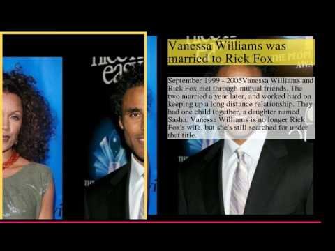 Vanessa Williams Dating History