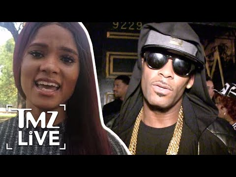 R. Kelly's Alleged Captive Claiming Dad Orchestrated Her Hookup with Singer | TMZ Live