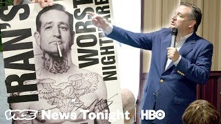 Ted Cruz Thinks He's Going To Beat Beto O'Rourke (HBO)