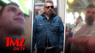George Lopez Charged For Incident Attacking Trump Supporter| TMZ TV