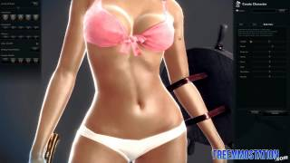 Top Sexy Female Characters in Free MMORPG Games