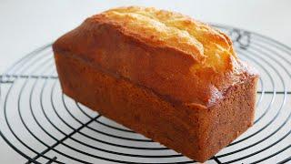 甘夏マーマレードのバターケーキ|cook kafemaruさんのレシピ書き起こし