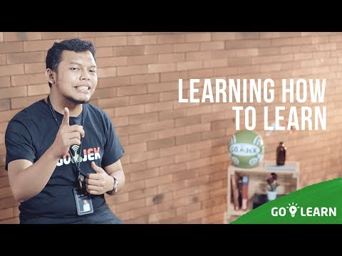 ▸▸ Learning How to Learn  // Dimas Sayyid Mahfuzh💡GO-LEARN