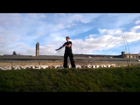Industrial dance to Phosegore - Panzerfaust Schießen
