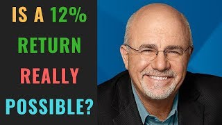 Is It Possible to Earn 12% In the Stock Market?