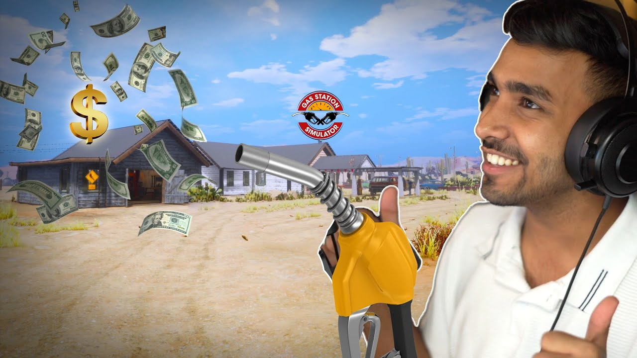 Download UPGRADING STORE TO MAKE MORE MONEY | GAS STATION SIMULATOR GAMEPLAY #3