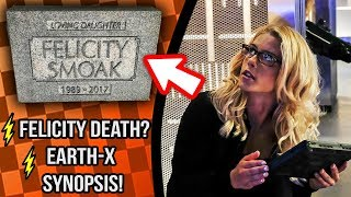 Felicity to Die in Earth X Crossover CONFIRMED? Earth-X Crossover Synopsis Breakdown!