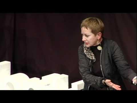 TEDxThessaloniki - Lena Divani - Is that me? Why not?