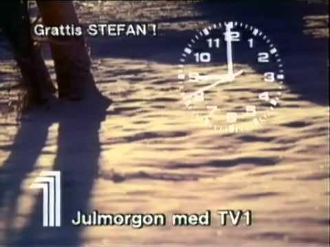 TV1-klocka 1983