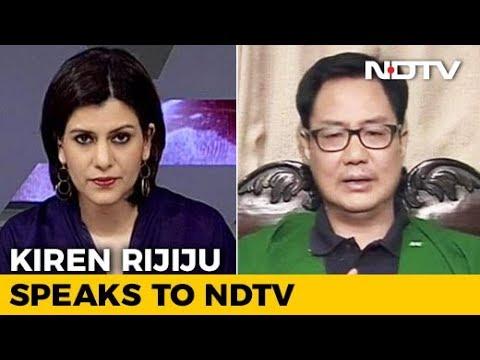 Exclusive: BJP Confident Of Sweeping The Northeast, Kiren Rijiju Tells NDTV