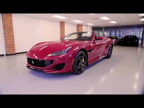 2020 Ferrari Portofino Walk Around Youtube