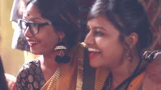 Wedding teaser of Madhurima & Joy