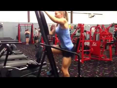 Versa Climber At Studio Fitness Rockwall Youtube