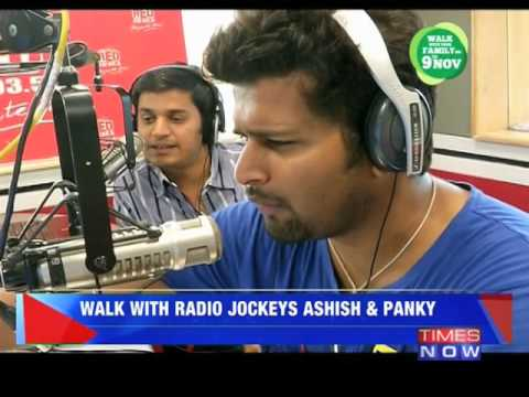 Walk with RJs Ashish and Panky