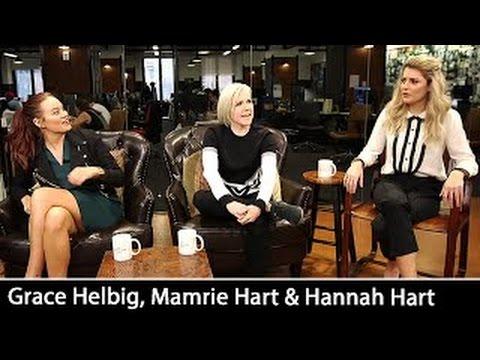 'Dirty 30' Movie Cast: Grace Helbig, Mamrie Hart & Hannah Hart Interview (September 2016)