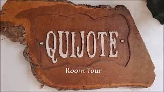 Quijote - Room Tour - Cabañas del Quijote - Pueblo Encanto - Capilla del Monte