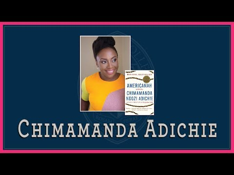 Chimamanda Adichie at Sweet Briar College