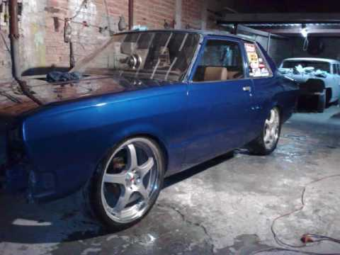 Datsun v8 (restauracion) - YouTube