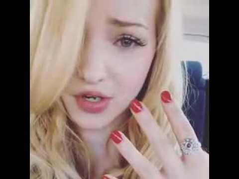 Dove Cameron - video no instagram - YouTube  Dove Cameron - ...