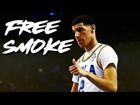 Lonzo Ball ft. Dave East - FREE SMOKE (UCLA Mixtape) ᴴᴰ