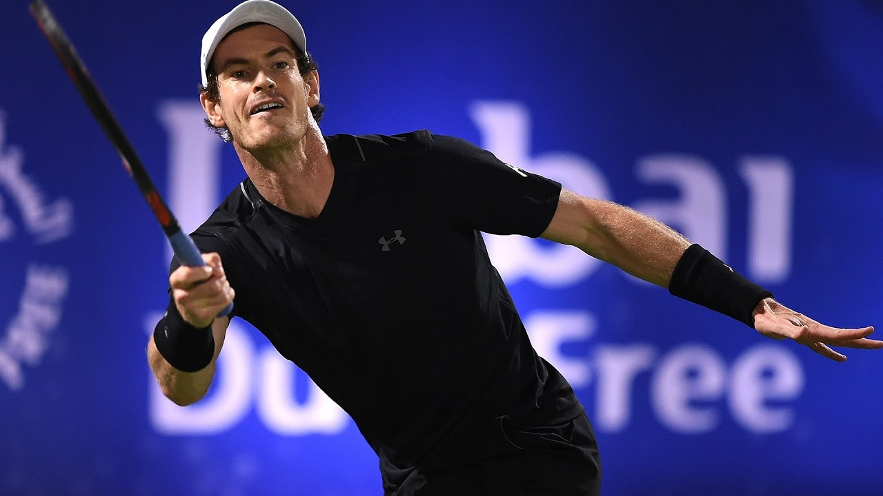 The Latest: Andy Murray saves match point in win at US Open