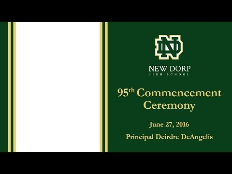 New Dorp High School 2016 Graduation