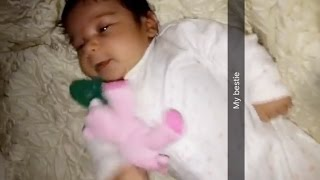 Blac Chyna | Snapchat Videos | December 16th 2016 | ft Dream Kardashian