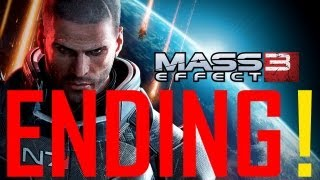 Mass Effect 3 Ending explanation explained in 3min Shepard