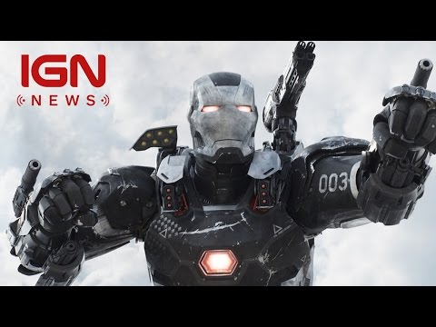 Captain America: Civil War Coming to Blu-ray - IGN News