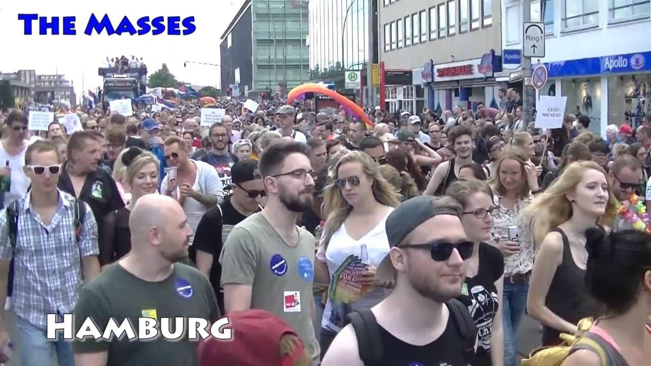 Hamburg gay pride Amsterdam gay