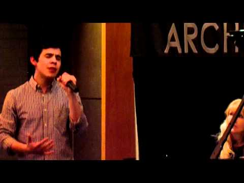 David Archuleta - I Am a Child of God - VIP Salt Lake City 2011