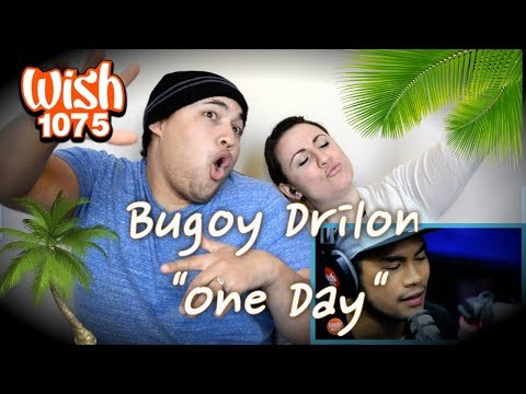 """Bugoy Drilon covers """"One Day"""" (Matisyahu) LIVE on Wish 107.5 Bus