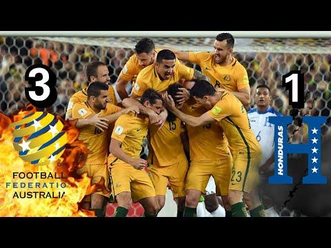 Jeginak Hat-trick sinks Honduras | Australia vs Honduras 3-1 Reaction