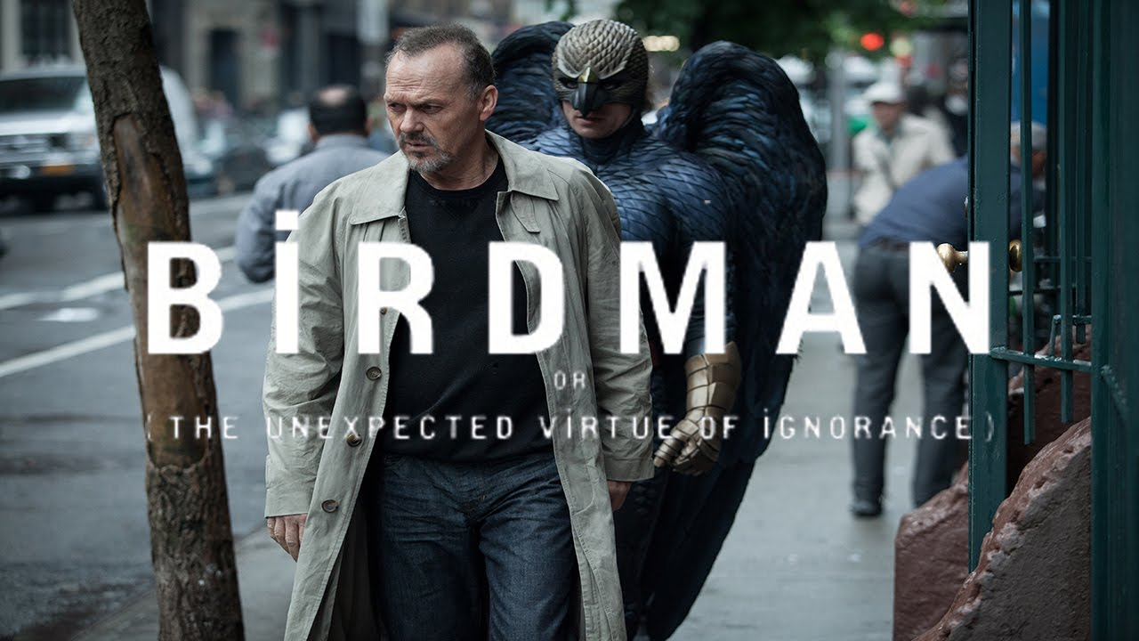 cinematography in birdman Emmanuel lubezki, who won the academy award for his cinematography in birdman, believed that the recording time necessary for the unique long take approach taken in.