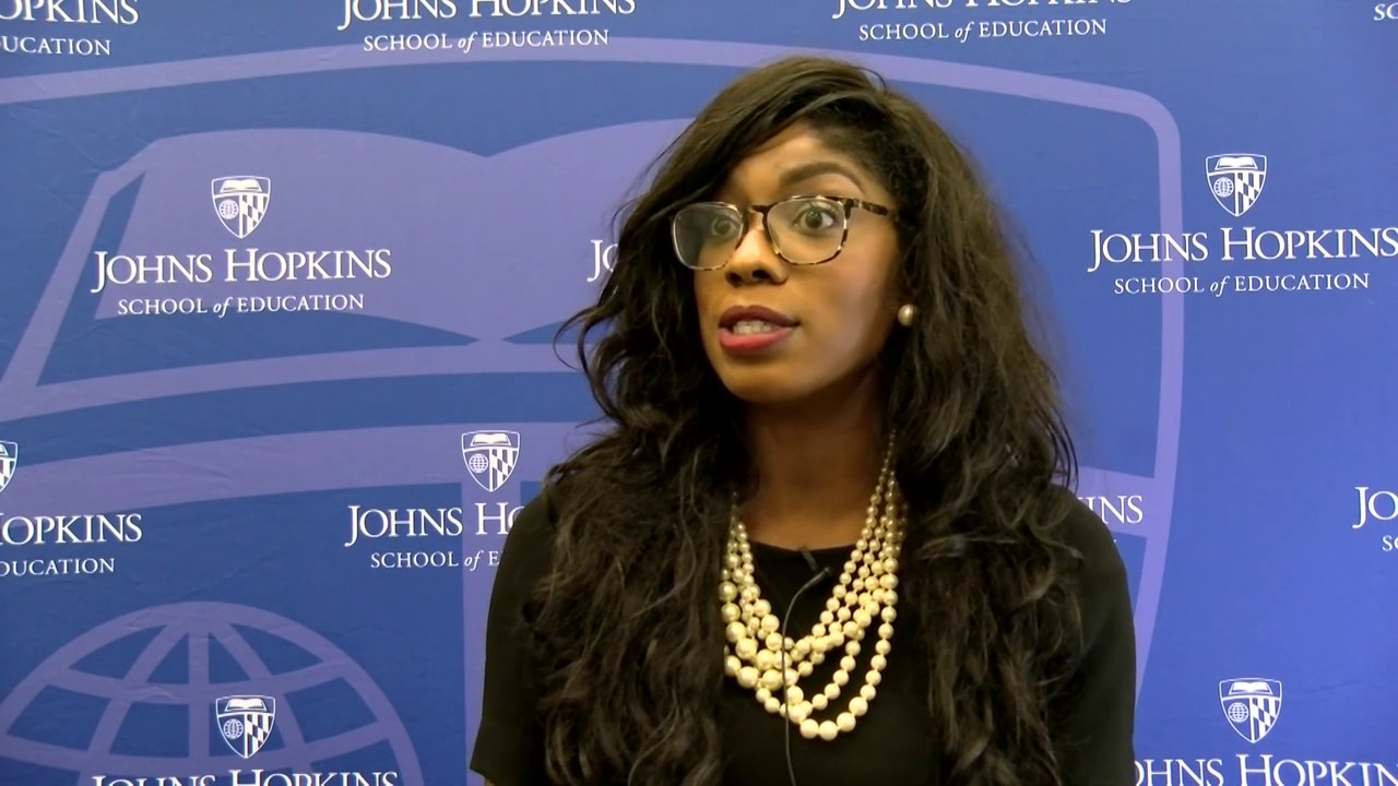 Wendy Osefo, PhD, Doctor of Education Program - YouTube